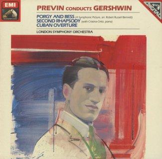 ガーシュウィン:「ポーギーとベス」より交響的絵画(R.R.ベネット編),第2のラプソディ,キューバ序曲