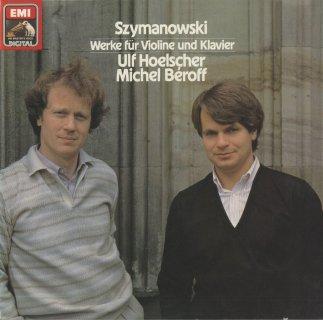 シマノフスキ:神話Op.30,ロマンスOp.23,パガニーニによる3つの奇想曲Op.40,夜想曲とタランテラOp.28