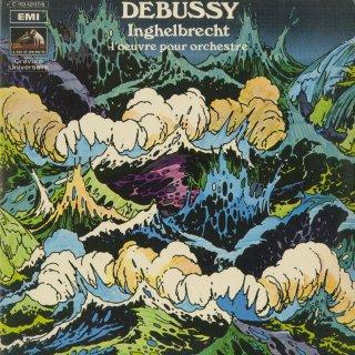 ドビュッシー:遊戯,牧神の午後への前奏曲,海,夜想曲,管弦楽のための映像