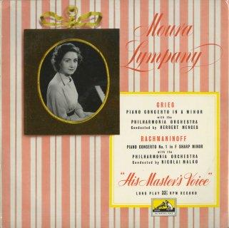 ピアノ協奏曲集/グリーグ:Op.16,ラフマニノフ:1番Op.1