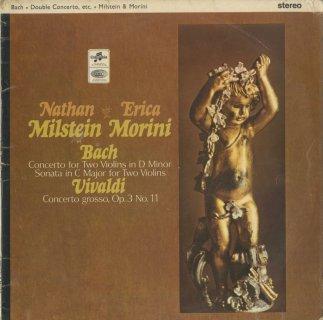 バッハ:2つのヴァイオリンのための協奏曲BWV.1043,トリオ・ソナタBWV.1037,ヴィヴァルディ:2つのヴァイオリンのための協奏曲