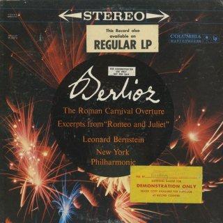 ベルリオーズ:「ロメオとジュリエット」(ハイライト),序曲「ローマの謝肉祭」