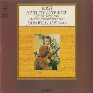 「バッハ:リュート作品全集」組曲1〜4番,前奏曲・フーガとアレグロ,小前奏曲とフーガ