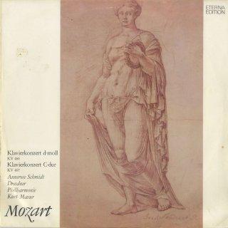 モーツァルト:ピアノ協奏曲20番K.466,21番K.467