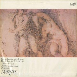 モーツァルト:ピアノ協奏曲24番K.491,25番K.503