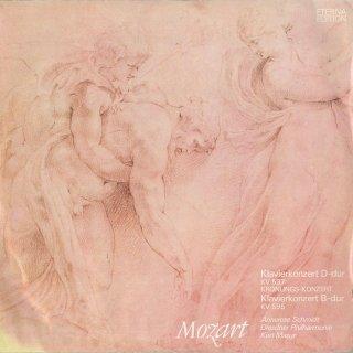 モーツァルト:ピアノ協奏曲26番K.537「戴冠式」,27番K.595