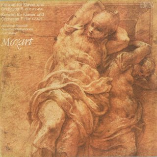 モーツァルト:ピアノ協奏曲18番K.456,19番K.459