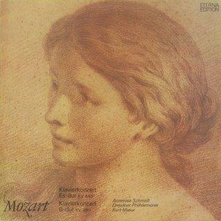 モーツァルト:ピアノ協奏曲14番K.449,15番K.450