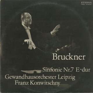 ブルックナー:交響曲7番(原典版)