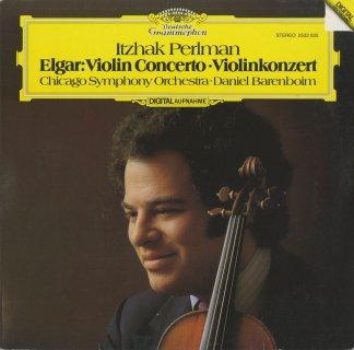エルガー:ヴァイオリン協奏曲Op.61