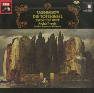 ラフマニノフ:交響詩「死の島」Op.29,交響的舞曲Op.45−1〜3