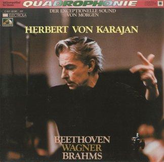 ベートーヴェン:フィデリオ〜序曲,ブラームス:悲劇的序曲,ワーグナー:トリスタン〜前奏曲,マイスタージンガー〜前奏曲