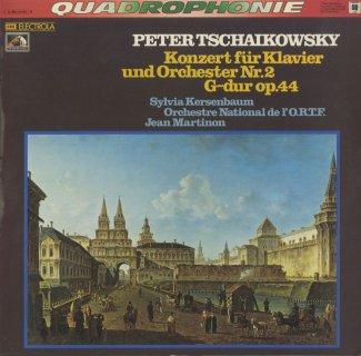 チャイコフスキー:ピアノ協奏曲2番Op.44