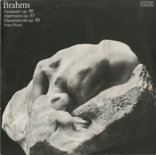 ブラームス:幻想曲集Op.116,3つの間奏曲Op.117,4つの小品Op.119