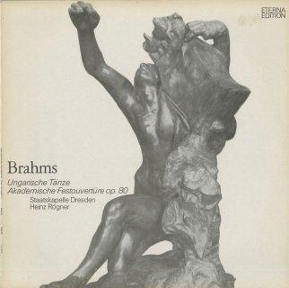 ブラームス:ハンガリー舞曲集〜14曲(管弦楽編曲),大学祝典序曲Op.80