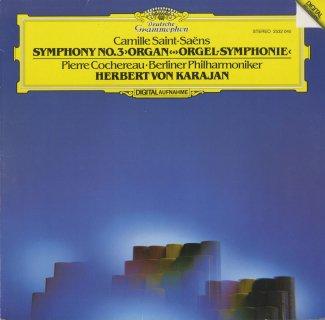 サン・サーンス:交響曲3番Op.78「オルガン付」