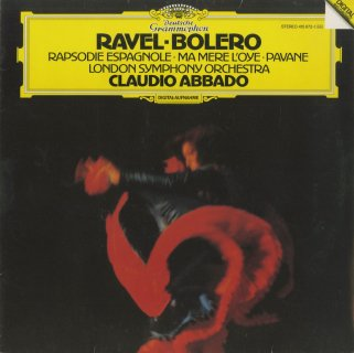 ラヴェル・管弦楽曲集/ボレロ,スペイン狂詩曲,マ・メール・ロワ,亡き王女のためのパヴァーヌ