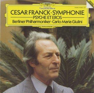 フランク:交響曲ニ短調,交響詩「プシュケ」〜プシュケとエロス