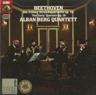 ベートーヴェン:初期弦楽四重奏曲集/1〜6番Op.18
