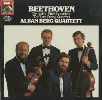 ベートーヴェン:後期弦楽四重奏曲集/12〜16番,大フーガOp.133