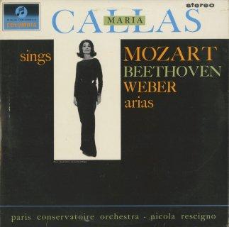オペラ・アリア集/ドン・ジョヴァンニ,フィガロ,オーベロン,ベートーヴェン:「ああ、不実なる人よ」