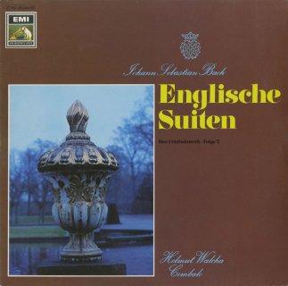 バッハ:イギリス組曲(全6曲)