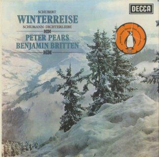 シューベルト:「冬の旅」(全曲),シューマン:「詩人の恋」(全曲)