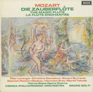 モーツァルト:魔笛K.620(全曲)