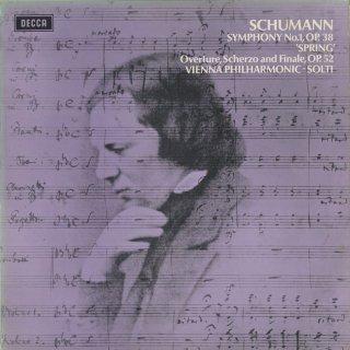 シューマン:交響曲1番Op.38「春」,序曲・スケルツォとフィナーレOp.52