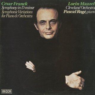 フランク:交響曲,交響的変奏曲