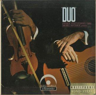 ヴァイオリンとギターのためのデュオ/ヴィヴァルディ,パガニーニ,ファリャ,サラサーテ,イベール,グラナドス