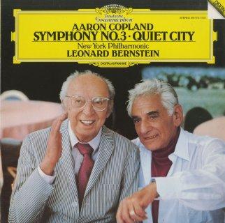 コープランド:交響曲3番,静かな都会
