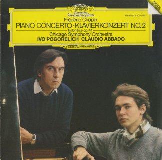 ショパン:ピアノ協奏曲2番Op.21,ポロネーズOp.44