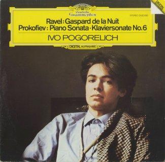 ラヴェル:夜のガスパール,プロコフィエフ:ピアノ・ソナタ6番Op.82