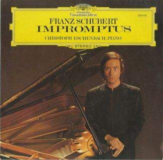 シューベルト:4つの即興曲Op.90,142