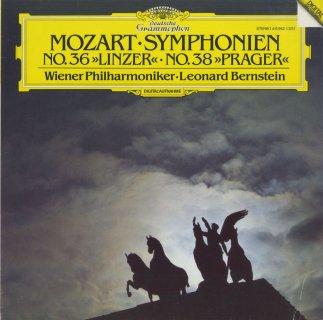 モーツァルト:交響曲36番K.425「リンツ」,38番K.504「プラハ」