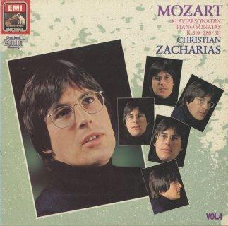 モーツァルト:ピアノ・ソナタ集Vol.4/2番K.280,8番K.310,9番K.311