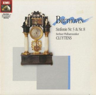 ベートーヴェン:交響曲5番Op.67「運命」,8番