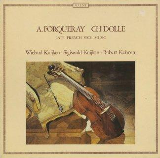 「フランス・ヴィオール曲集」フォルクレ:組曲3番,ドレ:組曲2番