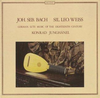 バッハ:アダージョとフーガ,組曲BWV.997,ワイス:アルティグ男爵カジュタンの死を悼むトンボー,組曲