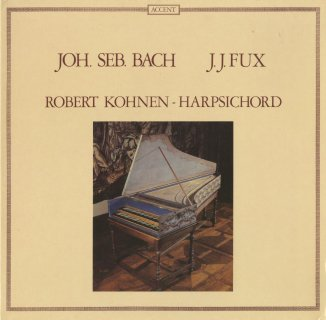 チェンバロ曲集/バッハ:ソナタBWV.964,フックス:アルペジオとフーガ,シャコンヌ,組曲