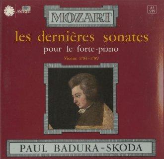 「モーツァルト:後期ピアノ・ソナタ集」K.457,533+494,545,570,576,幻想曲K.475