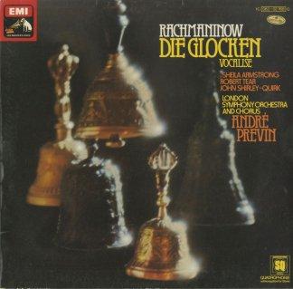 ラフマニノフ:鐘Op.35,ヴォカリーズOp.34−14