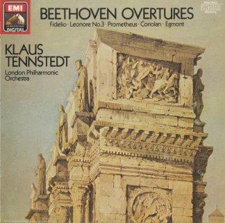 ベートーヴェン:序曲集/フィデリオ,レオノーレ3番,プロメテウス,コリオラン,エグモント