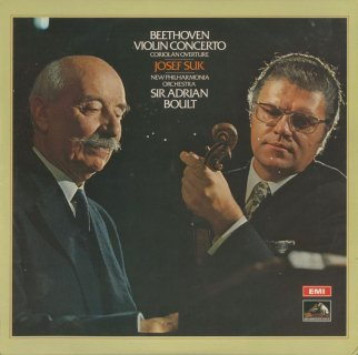 ベートーヴェン:ヴァイオリン協奏曲Op.61,コリオラン序曲