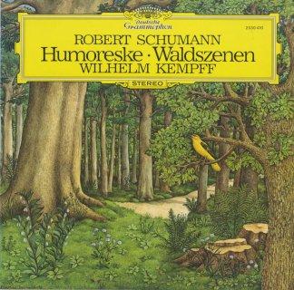 シューマン:ユモレスクOp.20,森の情景Op.82