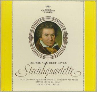 「ベートーヴェン:後期弦楽四重奏曲集」12〜16番,大フーガOp.133