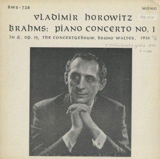 ピアノ協奏曲集/ブラームス:1番Op.15,チャイコフスキー:1番Op.23