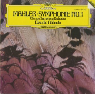 マーラー:交響曲1番