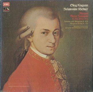 モーツァルト:ヴァイオリン・ソナタK.306,K.378,K.379,アンダンテとアレグレットK.404,アレグロK.372